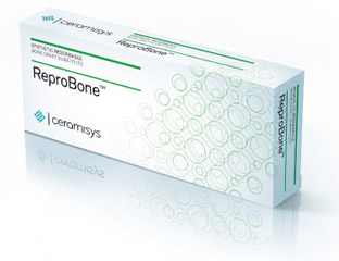 ReproBone bone graft substitute