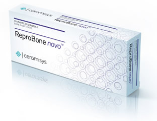 ReproBone bone graft substitute paste